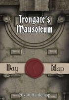 Seafoot Games - Irongate's Mausoleum | 20x30 Battlemap