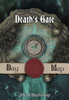 Seafoot Games - Death's Gate | 20x30 Battlemap