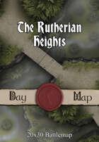 30x20 Battlemap - The Rutherian Heights