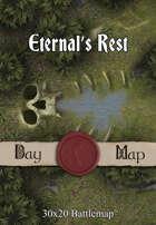 30x20 Battlemap - Eternal's Rest