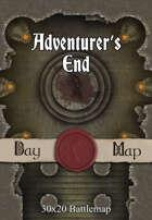 30x20 Battlemap - Adventurer's End