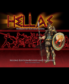 HELLAS: Worlds of Sun and Stone 2nd Edition