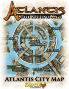 ATLANTIS: City Map - FREE