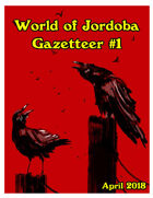 Gazeteer 1 - World of Jordoba