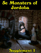 5e Monsters of Jordoba 1