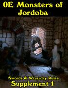 0E Monsters of Jordoba 1