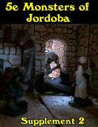 5e Monsters of Jordoba Supplement 2