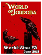 World-Zine 3 - World of Jordoba