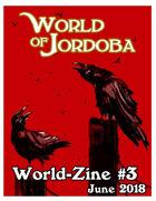 World-Zine 3 - World of Jordoba