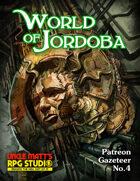 World-Zine 4 - World of Jordoba
