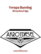 Yvropa Burning