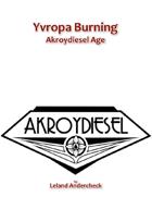 Yvropa Burning
