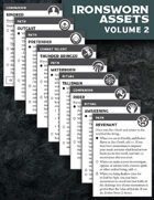 Ironsworn Assets (Volume 2)