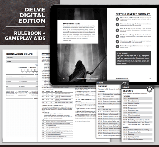 Delve Digital Edition