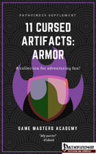 11 Cursed Artifacts: Armor