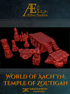 World of Aach'yn: Temple of Ghul Ghan