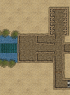 Crypt of the SCIENCE WIZARD player's map