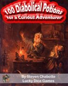 100 Diabolical Potions for a Curious Adventurer