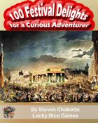 100 Festival Delights for a Curious Adventurer