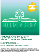 RMAS: Arc of Light New Options