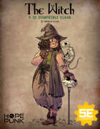 The Witch: a 5e class