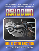 Ashdown: 100 Worlds For Starships & Spacemen 2E