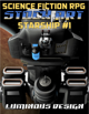 Sci-fi Stock Art Starship #1