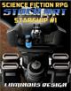 Sci-fi Stock Art Starship #1