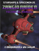 Zangid Raider Technical Manual - For Starships & Spacemen 2E