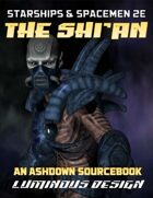 Ashdown: Shi'an Source Book For Starships & Spacemen 2E