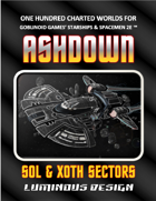 Ashdown For Starships & Spacemen 2E Black-Out Edition