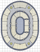 Blank Starship Deck Plan Map