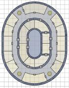 Blank Starship Deck Plan Map
