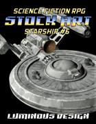 Sci-fi Stock Art Starship #6