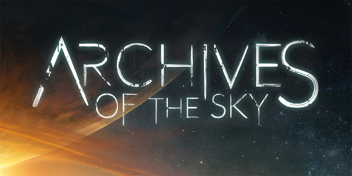 The Archives of the Sky logo