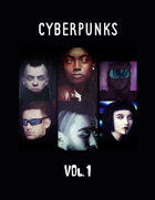 Cyberpunks Vol. 1
