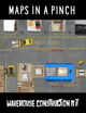 Maps in a Pinch: Warehouse Construction Kit