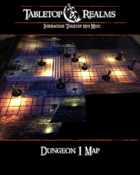 Tabletop Realms - Dungeon 1