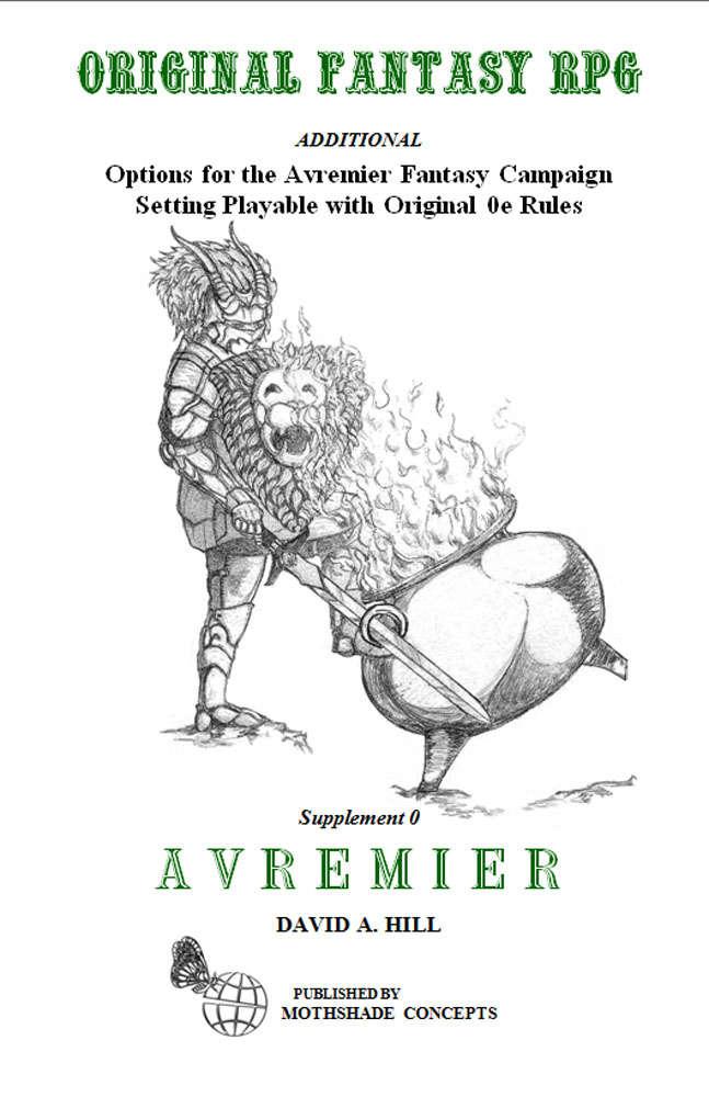 Avremier: Supplement 0
