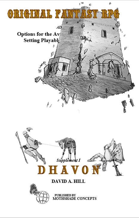 Dhavon: Supplement I