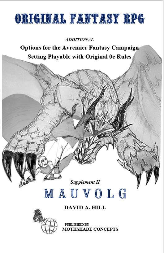 Mauvolg: Supplement II