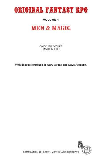 Men and Magic Compilation