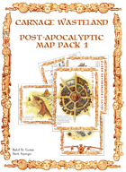Carnage Wasteland Post-Apocalyptic Map Pack 1