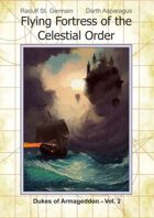 Flying Fortress of the Celestial Order