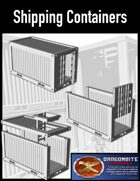 Nerdhaus Shipping Containers