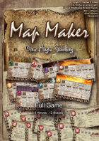 Map Maker Full Game (French rule is available)