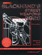 Blackhand's Street Weapons 2020, first edition