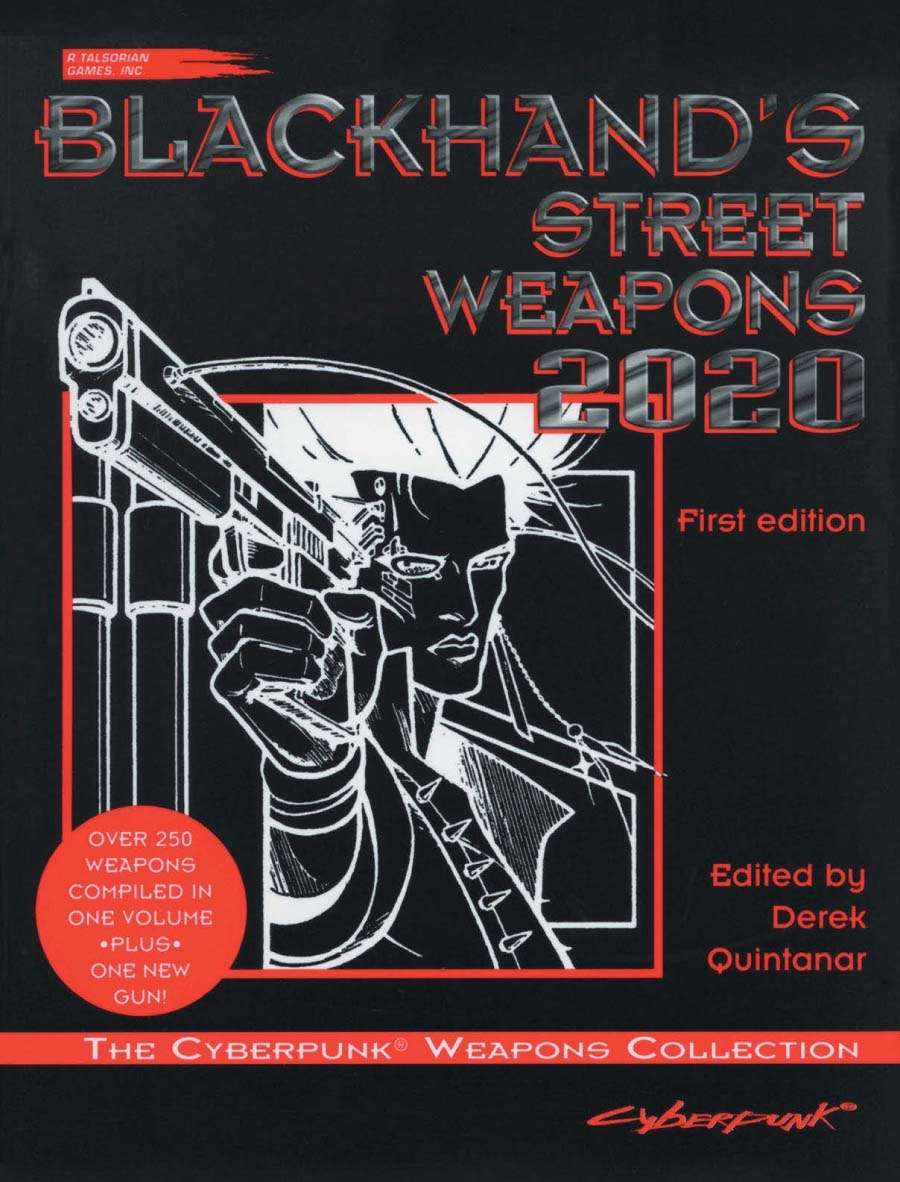 Blackhand 39 s street weapons 2020 first edition r for Bureau 13 rpg pdf