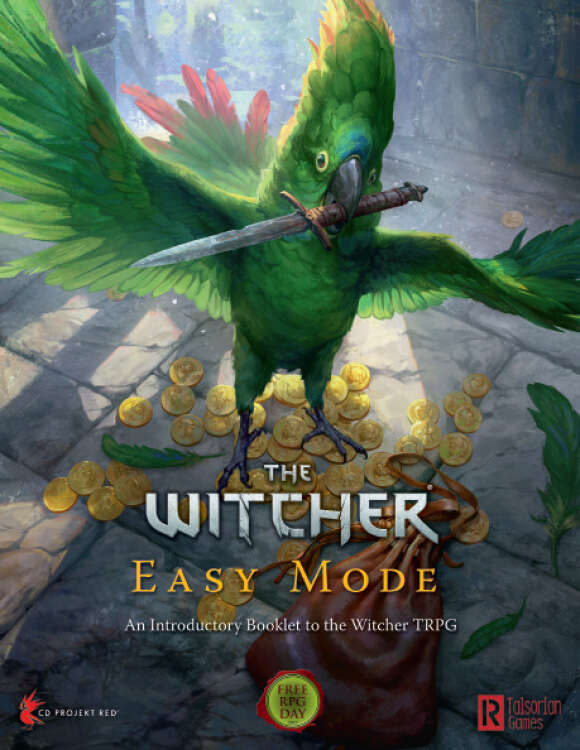 Witcher: Easy Mode - R  Talsorian Games Inc  | R  Talsorian