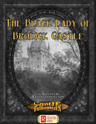 The Black Lady of Brodick Castle